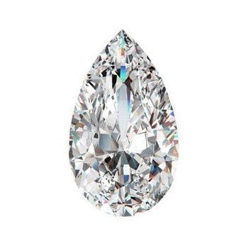 Pear Cut - Esdomera Moissanite Loose Stone