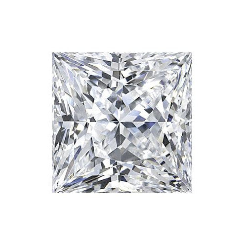 Princess Cut - Esdomera Moissanite Loose Stone