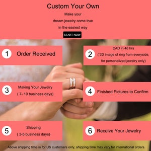 Customize Your Own Jewelry & Get A Free Quote