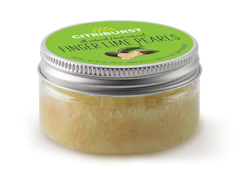 25g Jar of Citriburst Finger Lime Pearls