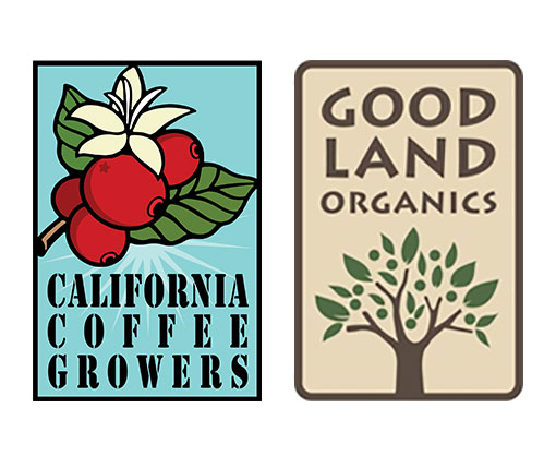 California Coffee Trees Logos