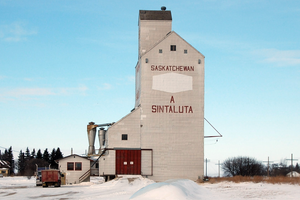 Grain Elevators: A Canadian Symbol of Survival