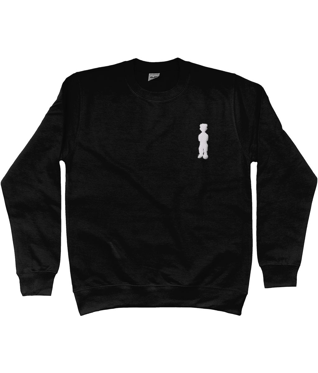 Rio Uniform Jumper - Black