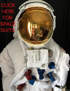 Space Suits & Accessories