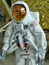 NASA Apollo Replica A7L Hi Fidelity Museum Quality Space Suit