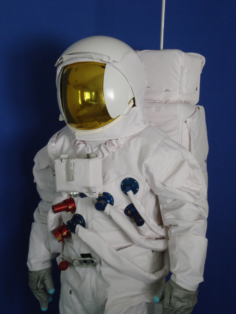 NASA Apollo A7L-B Replica Hi Fidelity Museum Quality Space Suit