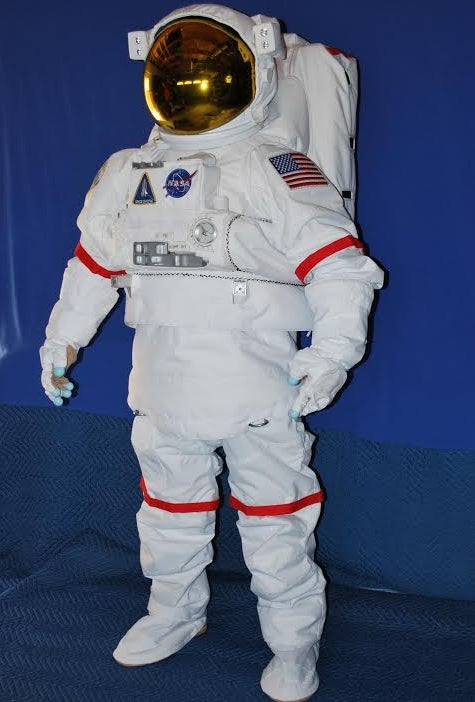 Space Shuttle EMU Replica Hi Fidelity Museum Quality Space Suit