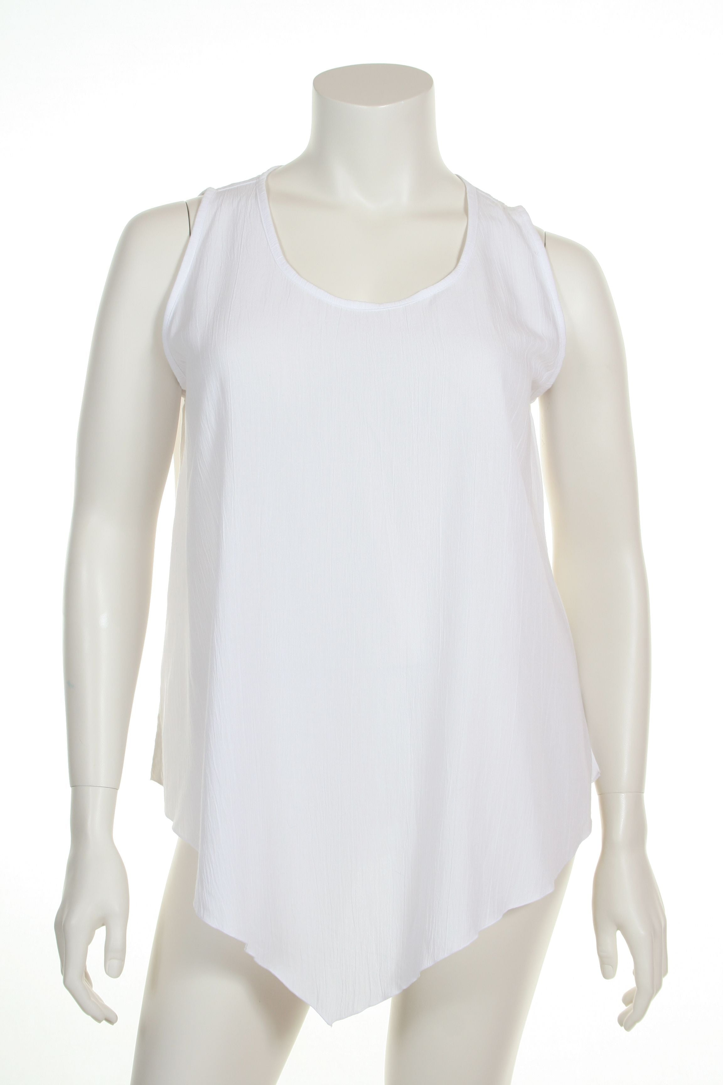 AC1237 AC1009 Top U neck V bottom sleeveless