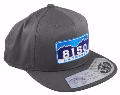 8150 One Ten Snapback GREY