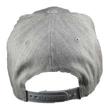 8150 VAIL C One Ten Snapback - HEATHER GREY