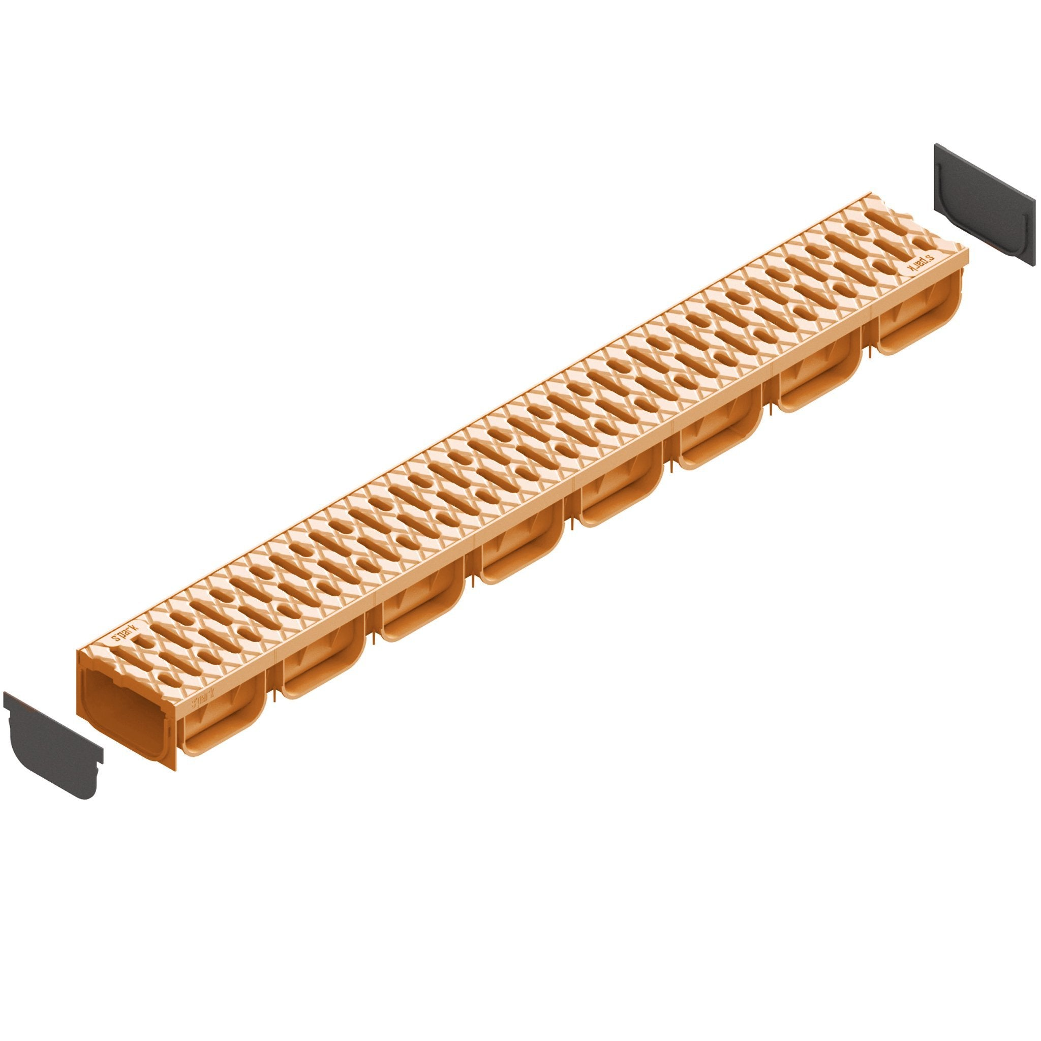 Spark 2 - 4 Inch Channel Sand