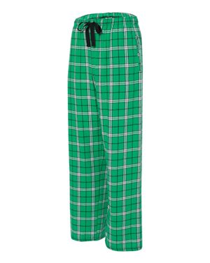 WATT BoxerCraft Flannel Pocketed Pants