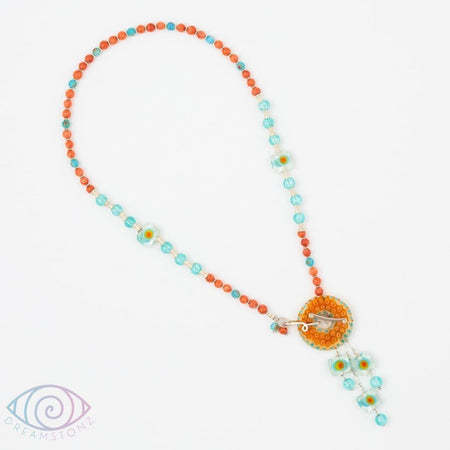 Chakra Rainbow Y Necklace - CUSTOM ORDER ONLY