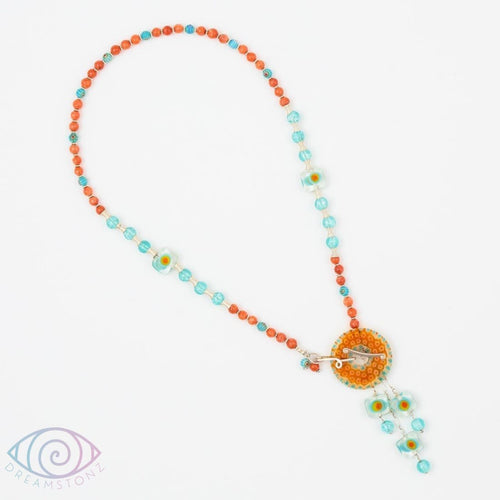 Jazz Caribbean Necklace - Necklace