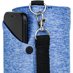 Load image into Gallery viewer, SWAMI™ Sleeve 20oz Heather Blue