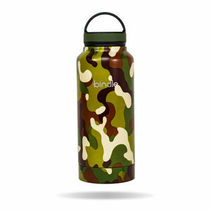 Load image into Gallery viewer, Green Camo 24 fl oz