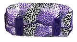 BLOOMS PURPLE NAP MAT