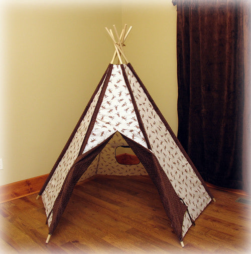 Monkey Business TeePee