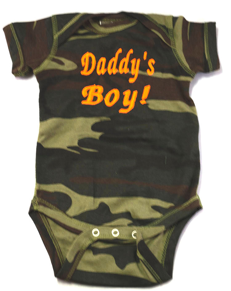 Daddy's Boy onesie