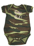 Camo Daddy's Girl Onesie