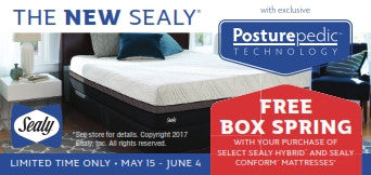 Sealy memorial day mattress sale