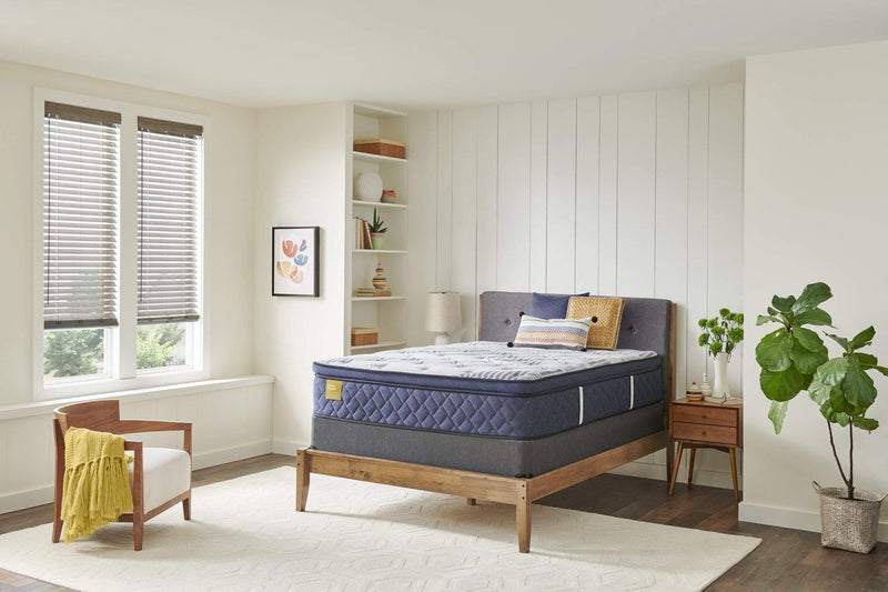 Sealy Pillow Top King Size Mattress - Save on Mattresses Outlet