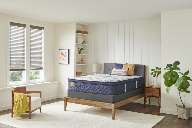 Sealy Brand Pillow Top Twin Mattress - Save on Mattresses Outlet