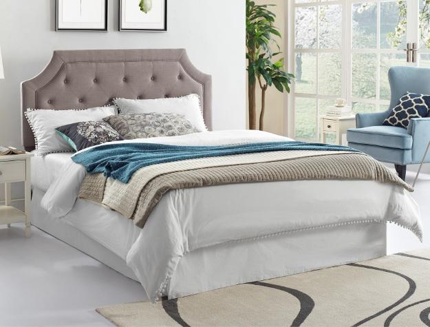 Upholstered Headboard - Save on Mattresses Outlet