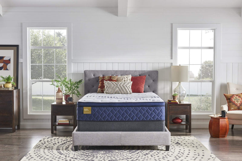 Sealy Super Pillow Top Twin Mattress - Save on Mattresses Outlet