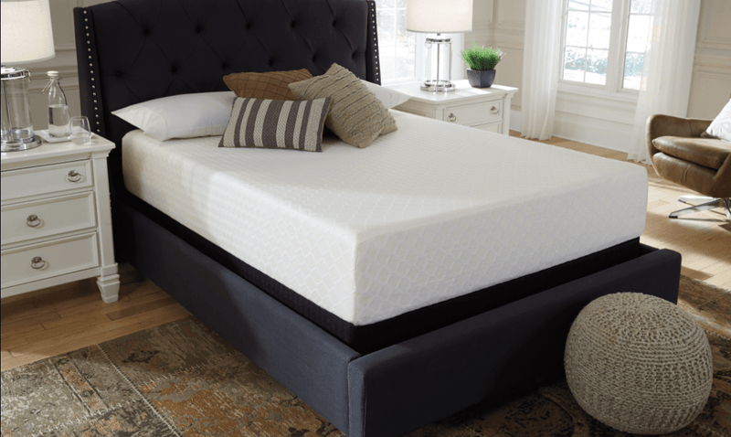 Plush Memory Foam Full Mattress