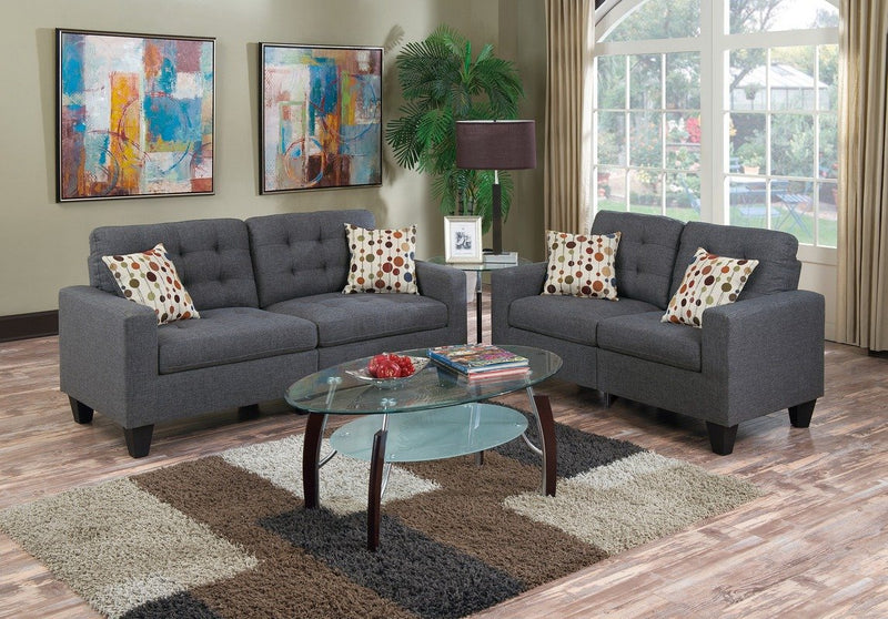 Sofa and Love Seat 6901 - Save on Mattresses Outlet