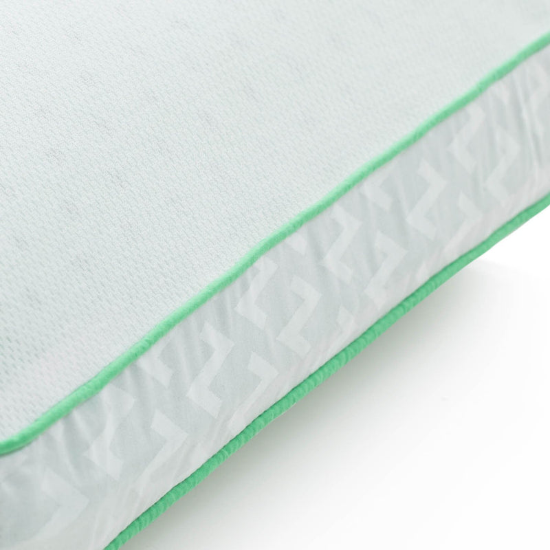 Zoned Dough Peppermint Pillow - Free Shipping (delivery within 4-5 business days) - Save on Mattresses Outlet