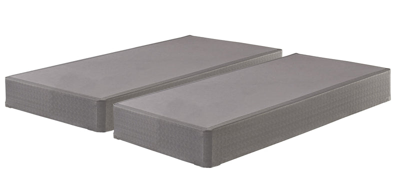 King size mattress boxspring/foundation