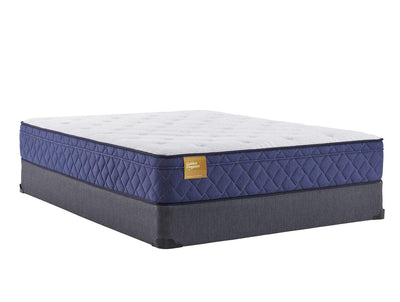 Sealy Plush Euro Top Twin Mattress - Save on Mattresses Outlet