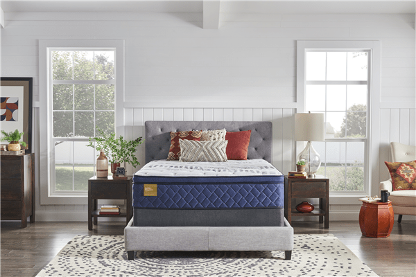 Sealy Super Pillow Top King Size Mattress - Save on Mattresses Outlet