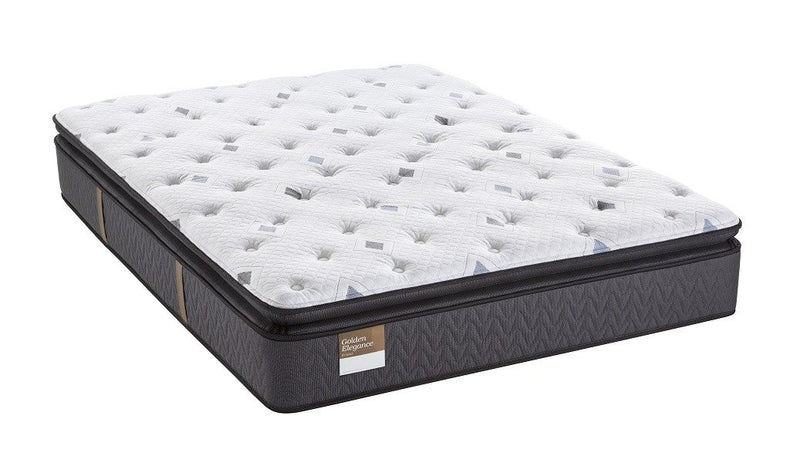Sealy Plush Pillow Top California King Mattress - Save on Mattresses Outlet
