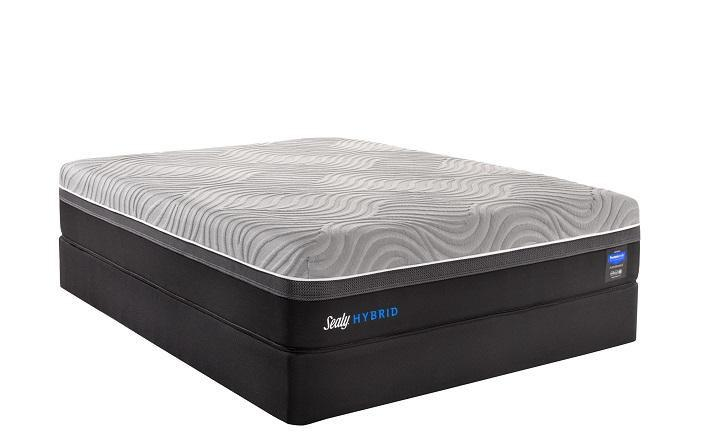 Sealy Hybrid Copper II with Posturepedic Technology Firm California King Size - Save on Mattresses Outlet