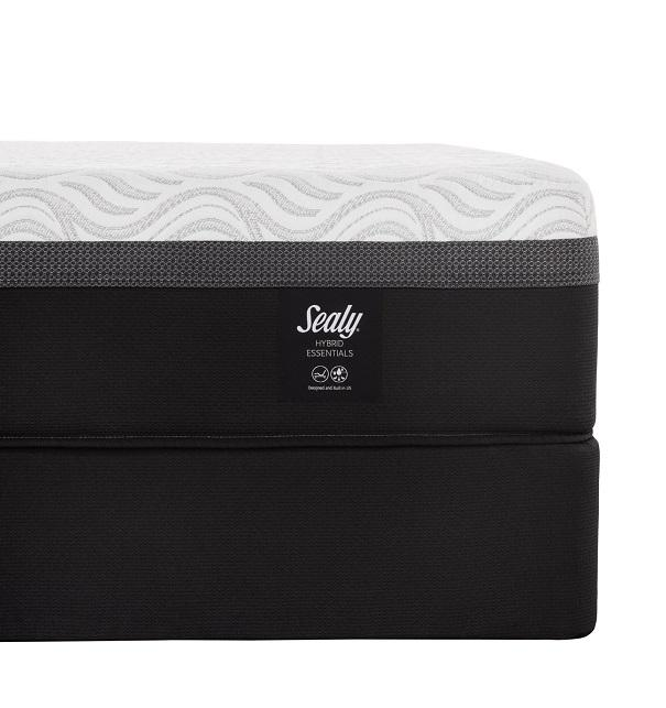 Sealy Hybrid Trust II with Posturepedic Technology King Size - Save on Mattresses Outlet