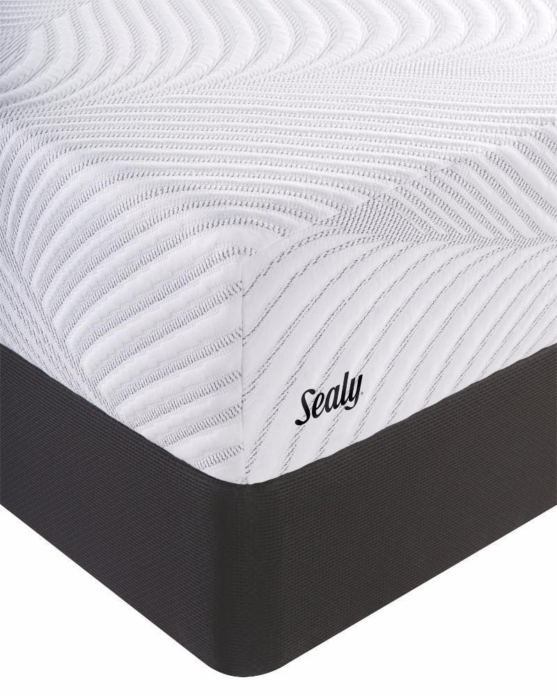 Sealy gel memory foam full mattress set