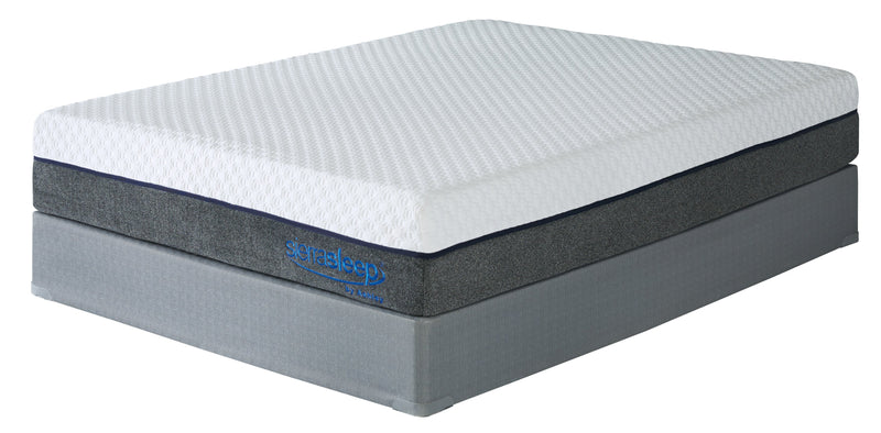 Sierra Sleep Hybrid King Mattress