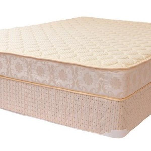 Double Sided Cushion Firm Twin Size Mattress - Save on Mattresses Outlet