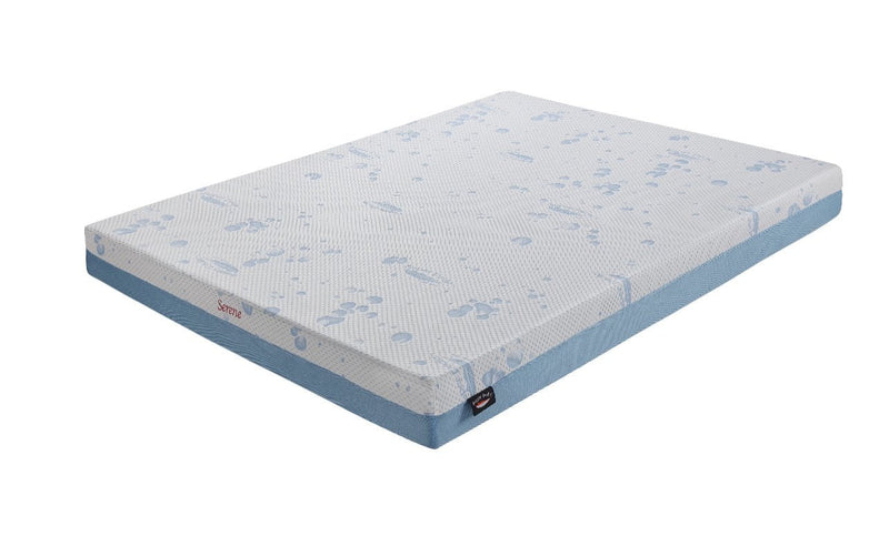Gel memory foam cushion firm twin size mattress