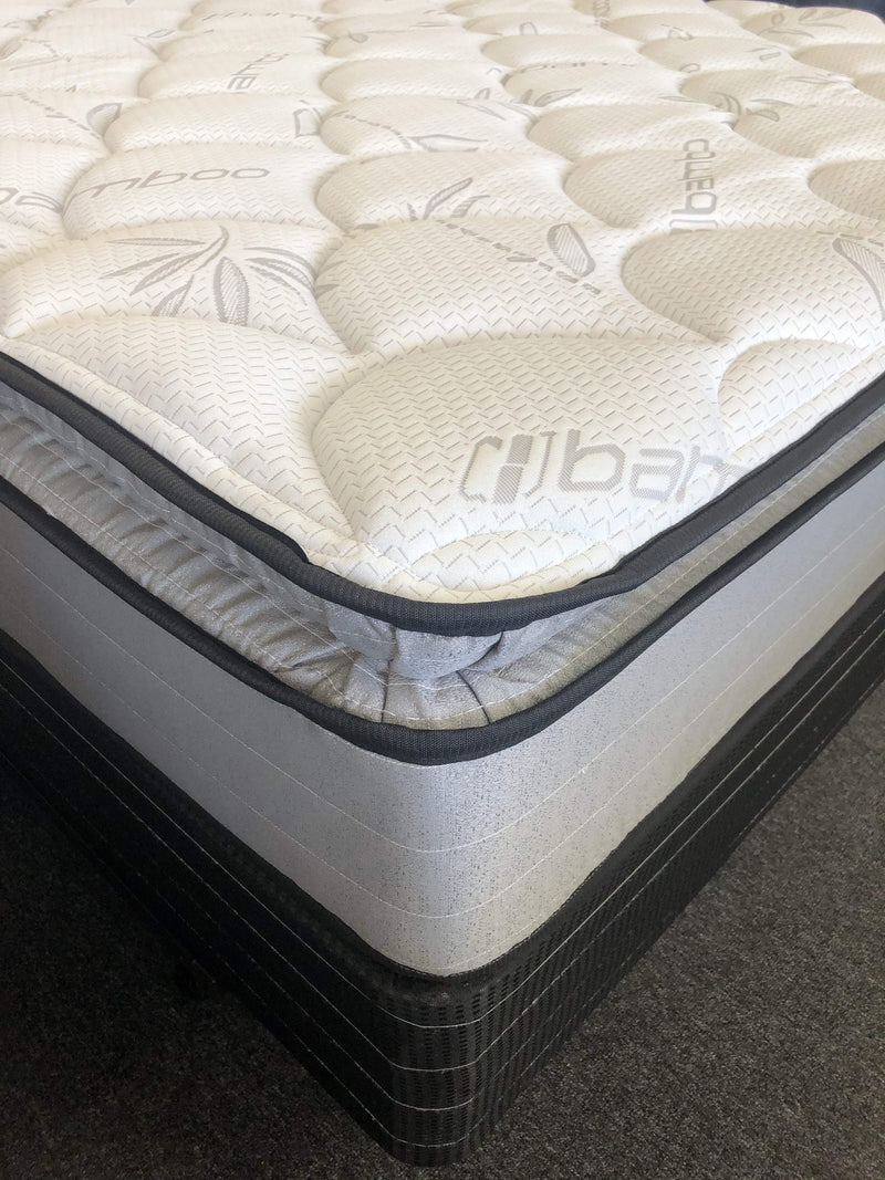 Queen size mattress bamboo