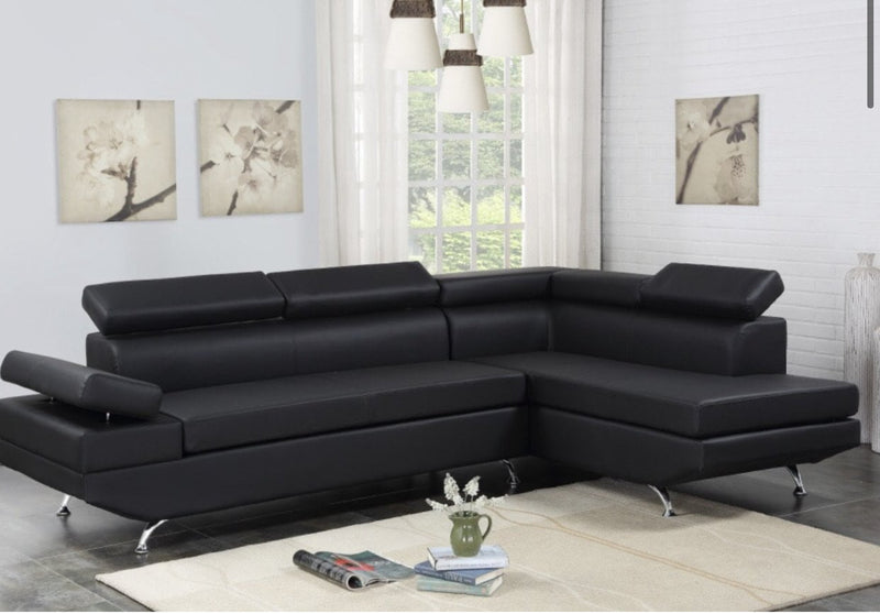 Sectional color Black