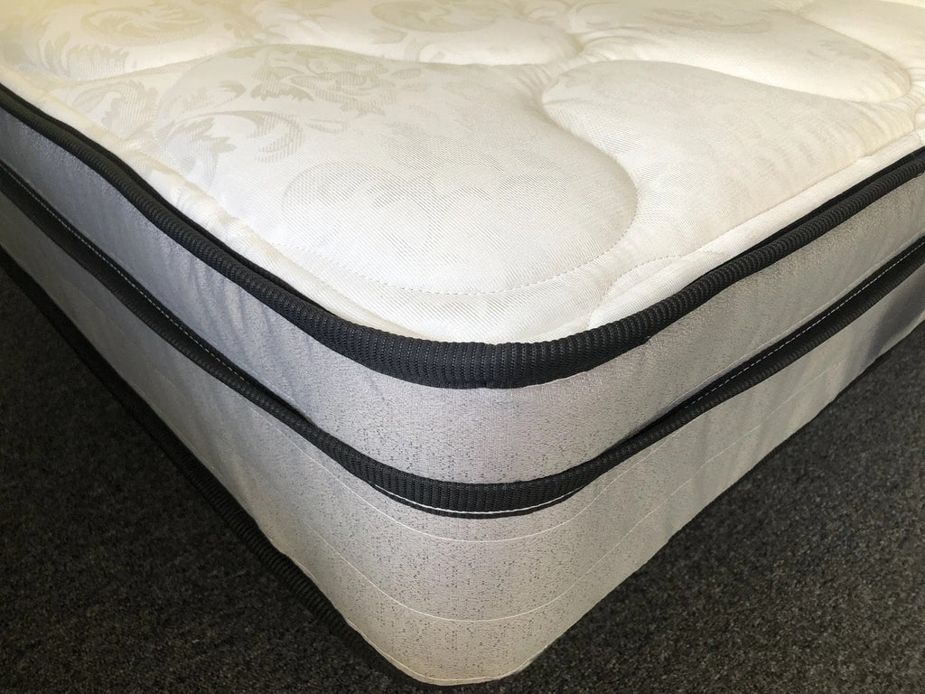 Euro Top Queen  Mattress