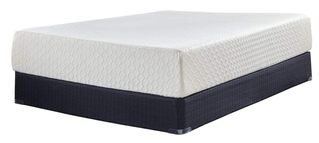 Plush 12 inch Memory Foam Queen Mattress