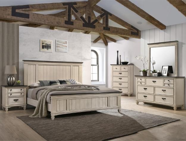 King bedroom set - Save on Mattresses Outlet