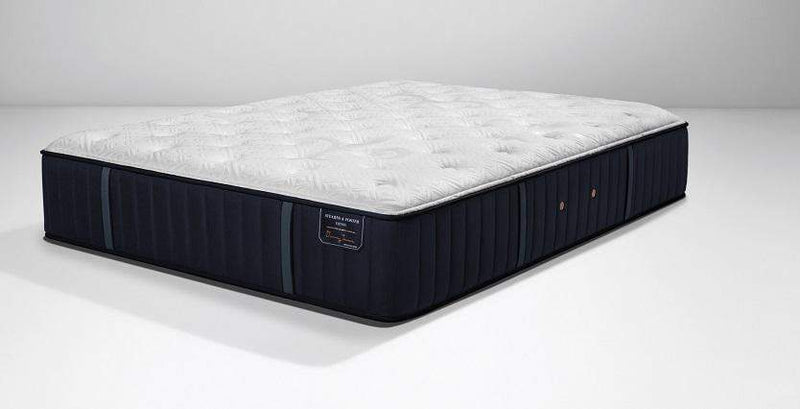 Stearns & Foster Luxury Cushion Firm Queen Mattress - Save on Mattresses Outlet
