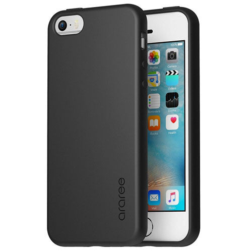 Cover iPhone 5/5S/SE Araree AirFit Black