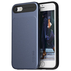 Cover iPhone 7 Araree Amy Gravity Blue